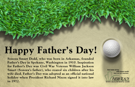 Happy Father's Day_AusumRealty