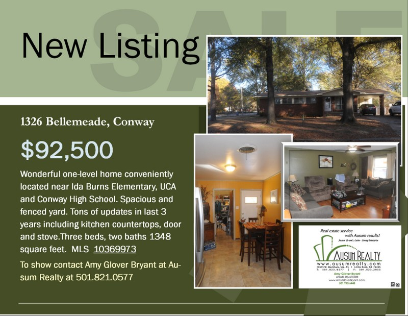 New Listing: 1326 Bellemeade