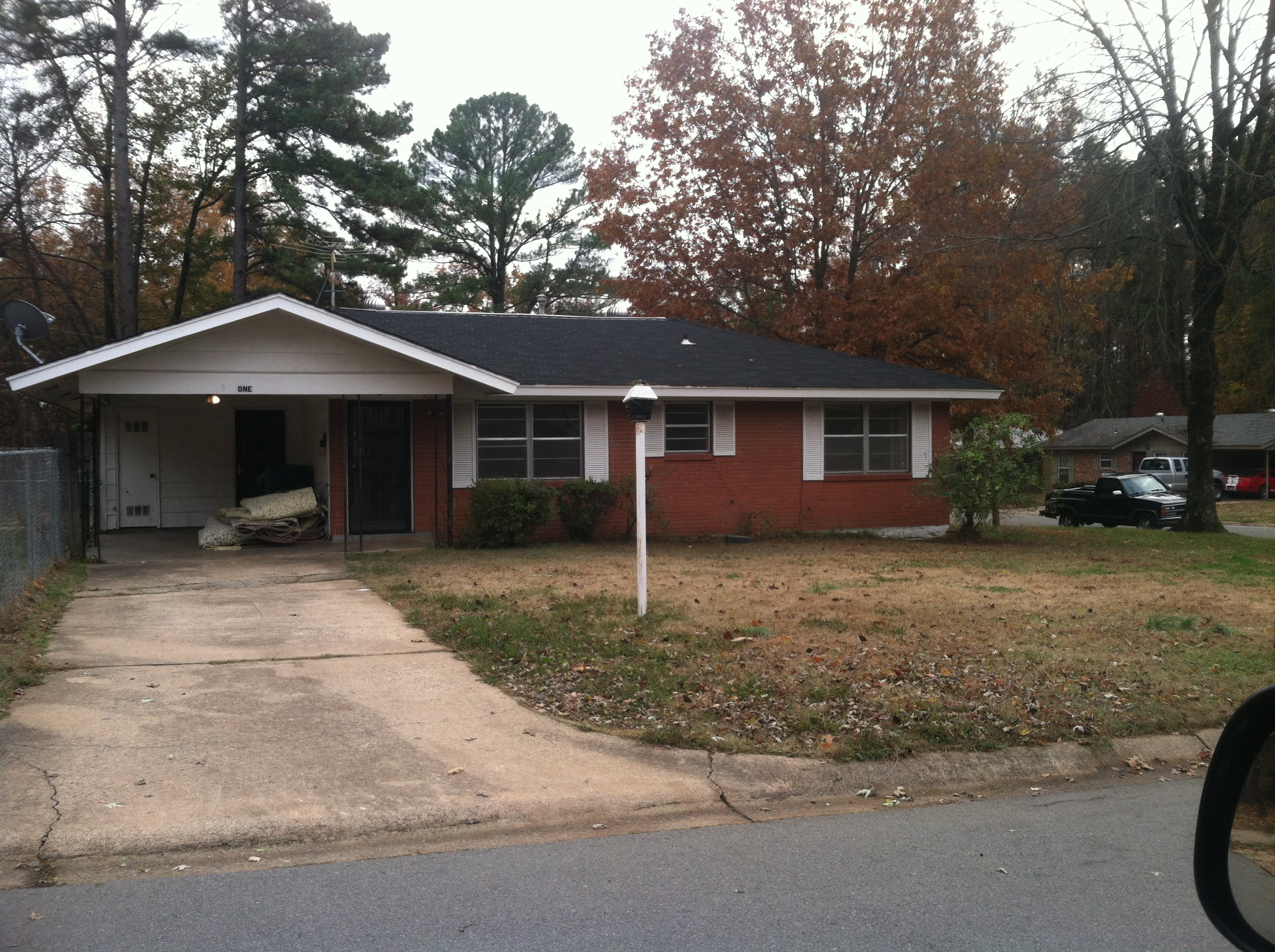 Investor Opportunity: 1 Woodcrest in Little Rock