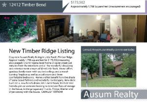 Timber Bend New Listing
